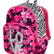 shop with backpacks